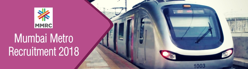 Mumbai Metro Recruitment