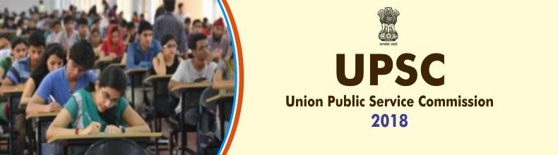 UPSC-2018