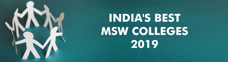 India's Best MSW Colleges 2019