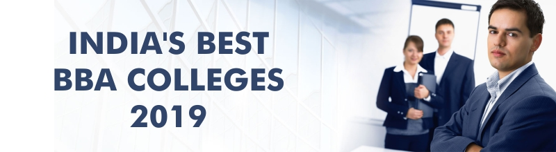 India's Best BBA Colleges 2019